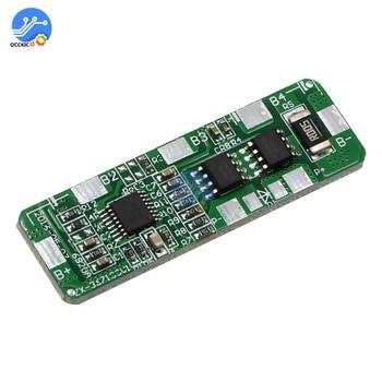 Bms 4s 18650 Li-Ion Lithium-Batterie Schutz Bord PCB BMS balance 4,25-4,35 V Zu 2,3-3,0 V Mit Über Schutz 4-5A recargable