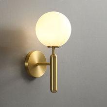 Современный роскошный светодиодный настенные светильники Спальня