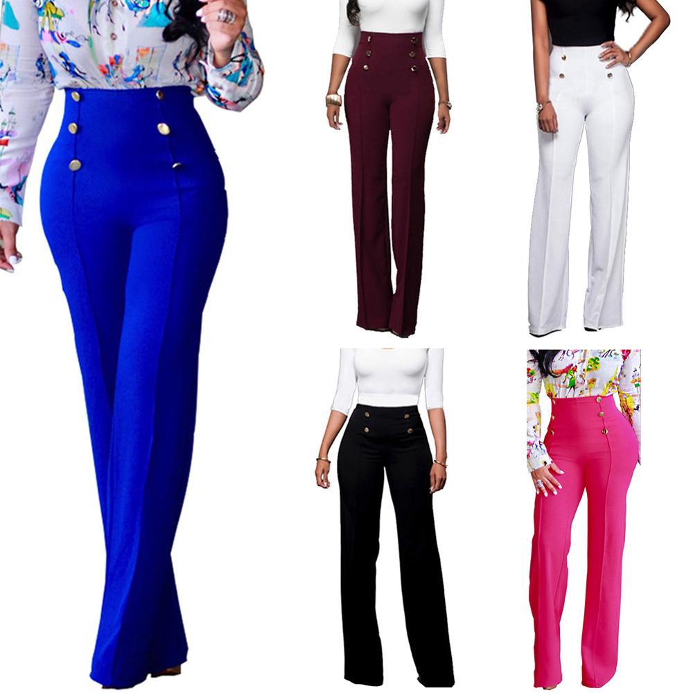 Summer Clothes For Women Pants High Waist Long Pants Female Women Clothes Plus Size Trousers