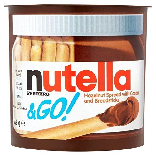 Nutella & Go 48g - Pack Of 2