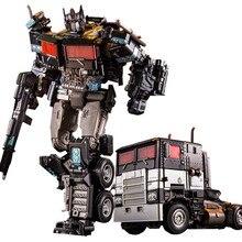 BMB AOYI SS38 новая крутая 18 см трансформация кино игрушки KO робот машина аниме модель фигурка дети мальчик взрослый подарок H6001 4B