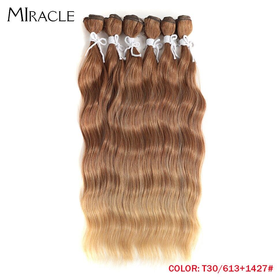 de cabelo profundo solto pacotes de cabelo milagre livre navio