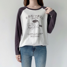 Shirt Maternity-T-Shirt Long-Sleeve Nursing Cotton Autumn for 7828 Alphabet Printing