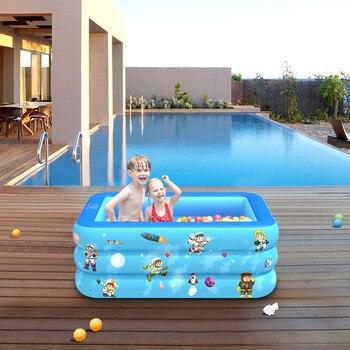 piscina 2020 Inflatable Swimming Pool бассейн каркасный piscine zwembad piscina infantil albercas grandes бассейн для взрослы Z4 intex бассейн каркасный ultra frame pool