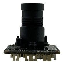 F1.0 M16 עדשת אור כוכבים תאורה נמוכה Sony IMX335 + HI3516EV300 5MP 2592*1944 H.265 650nm כל צבע עם רדיאטור ONVIF CMS