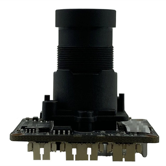 F1.0 m16 lente starlight baixa iluminação sony imx335 + hi3516ev300 5mp 2592*1944 h.265 650nm toda a cor com radiador onvif cms