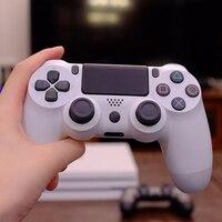 新しい PS4 ジョイスティックワイヤレスゲームパッド PS4 ソニーのデュアルショック 4 Playstation4 ゲームパッド有線 pc 米国振動ジョイスティック