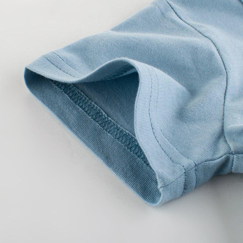 Boys & Girls Cartoon T-shirts Kids Dinosaur Print T Shirt For Boys Children Summer Short Sleeve T-shirt Cotton Tops Clothing 6