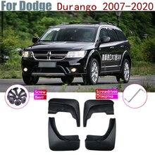 Над крыло брызговики брызговик ЛОСКУТ брызговик аксессуары для автомобиля брызговик крыло для Dodge Durango WD 2020-2007