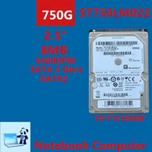 Yeni HDD Samsung marka için 750G 2.5