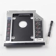 Caddy-Adapter Hard-Drive L440 Lenovo Bay Optical-Bay SSD HDD Heretom for Thinkpad 2nd-95mm