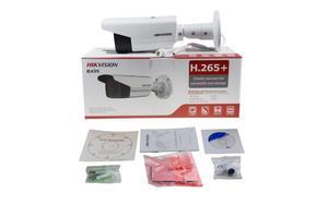 Image 5 - の Hikvision オリジナル弾丸 IP カメラ DS 2CD2T85FWD I8 8mp ネットワーク有線 PoE 80 メートル ir 固定セキュリティカメラ内蔵 sd カードスロット