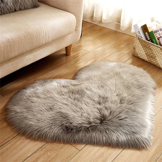 Fluffy Rugs Anti Skid Shaggy Area Rug