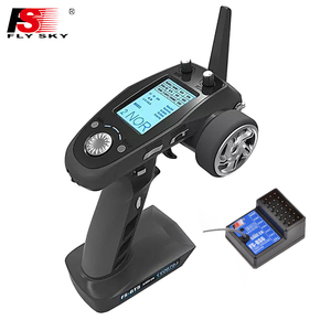 Image 5 - FS GT5,Flysky FS GT5 Transmitter With FS BS6 Receiver with gyro stabilization system For RC Car/Boat