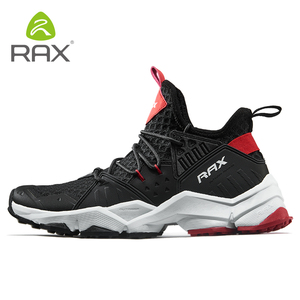 Image 2 - RAX  New Mens Suede Leather Waterproof Cushioning Hiking Shoes Breathable Outdoor Trekking Backpacking Travel Shoes For Men