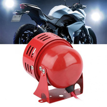 modified horn signal for Motorcycle Modification Parts Brake Sound Modified Air Horn Loud Motorcycle professional Accessories клаксон big sound horn 56484 красный черный
