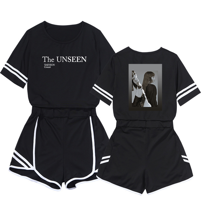 Jintai Yan Concert Tyeon Concert-the Unseen-Sports Set Women's-