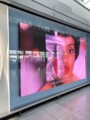 P2.5 p3 p4 shop advertising fixed indoor led video wall display