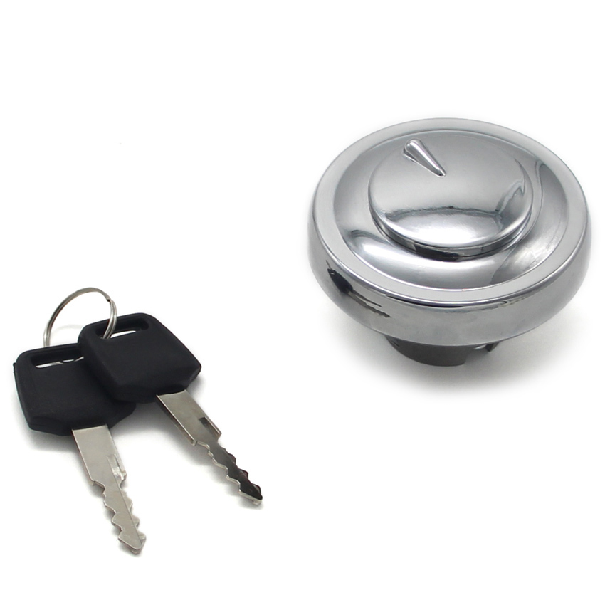 Fuel Gas Cap With Cover Key Tank For <font><b>Kawasaki</b></font> VN1700 VN1700 Classic ABS VN1700 <font><b>Vulcan</b></font> 1700 Classic LT <font><b>VN900</b></font> <font><b>Vulcan</b></font> 900 Custom image