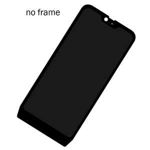 Image 2 - 5.84 بوصة BLACKVIEW BV9700 برو شاشة الكريستال السائل + مجموعة المحولات الرقمية لشاشة تعمل بلمس 100% الأصلي LCD + اللمس محول الأرقام ل BV9700 برو