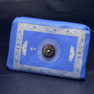 Image 4 - แบบพกพา Prayer พรมผ้าห่มพรมพร้อมกระเป๋า Oxford Fabric100 * 60 ซม.