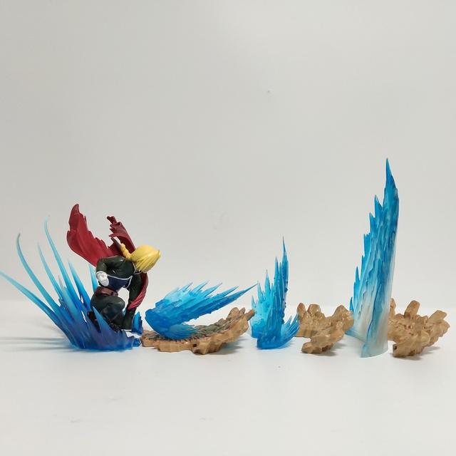 Fullmetal Alchemist Edward Elric Pvc Action Figure Toy Power Scene Anime Fullmetal Alchemist Edward Effect Figurine Toys Doll