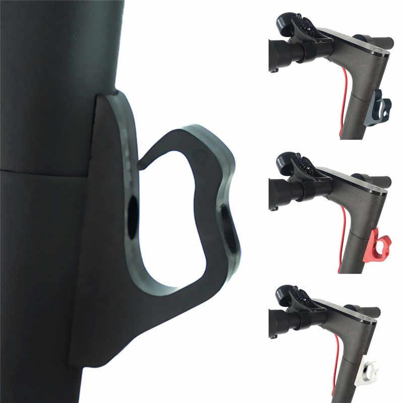 Xiaomi Mijia M365 M365 プロ電動スクーターのフロントフックハンガーヘルメットバッグ爪スケートボード実用スクーターフック