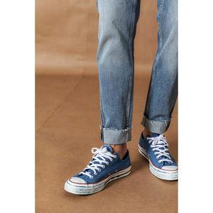 Image 5 - SIMWOOD jeans men fashion Raw edge side striped fashion denim trouser plus size 2019 autumn winter new pants 190403