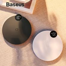 Baseus LED Digital Display Wireless Charger for iPhone X XR XS Max 8 Q