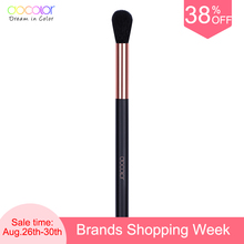 Docolor 1PCS Highlighter Brush Synthetic Hair Professional M