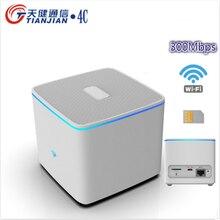 Mobile Hotspot Cpe-Modem Vpn Router Wireless/outdoor Sim-Card Data-Wifi Broadband 300M