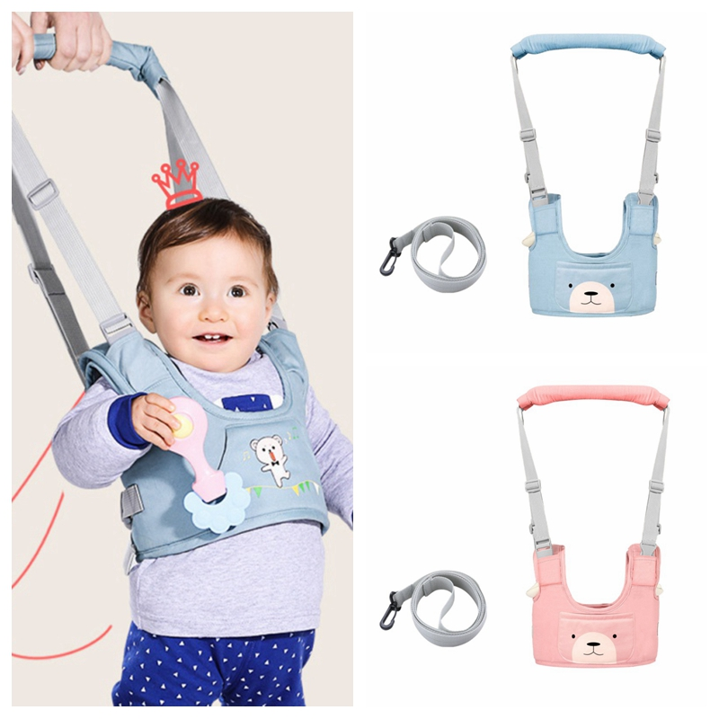 New Child Safety Belt Kids Safety Belt Harness Anti-Lost Rope Traction Rope Toddler Learning Walking Kids Strap