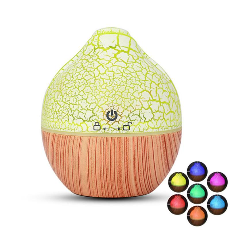 Humidifier Aroma-Diffuser Desktop-Sprayer Usb Rechargeable Household Car Essential-Oil