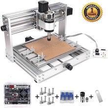 CNC 3018 Pro MAX grawer z 200W wrzeciona, GRBL sterowania obrabiarka CNC DIY, 3 osi frezarka modelarska Pcb, frezarka do drewna grawer