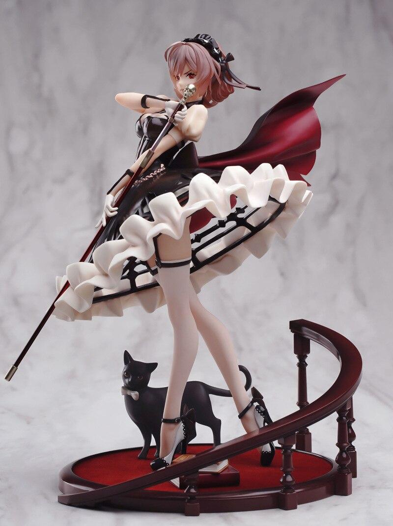 24cm Kidou Sentai Iron Saga Judith 1/8 sexy figure Anime Action Figure PVC New Collection figures toys(China)