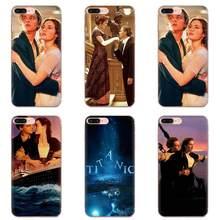 Для Huawei Honor 4C 5A 5C 5X 6 6A 6X 7 7A 7C 7X 8 8C 8S 9 10 10i 20 20i Lite Pro Art в продаже Роскошный чехол для телефона Titanic Movie(China)