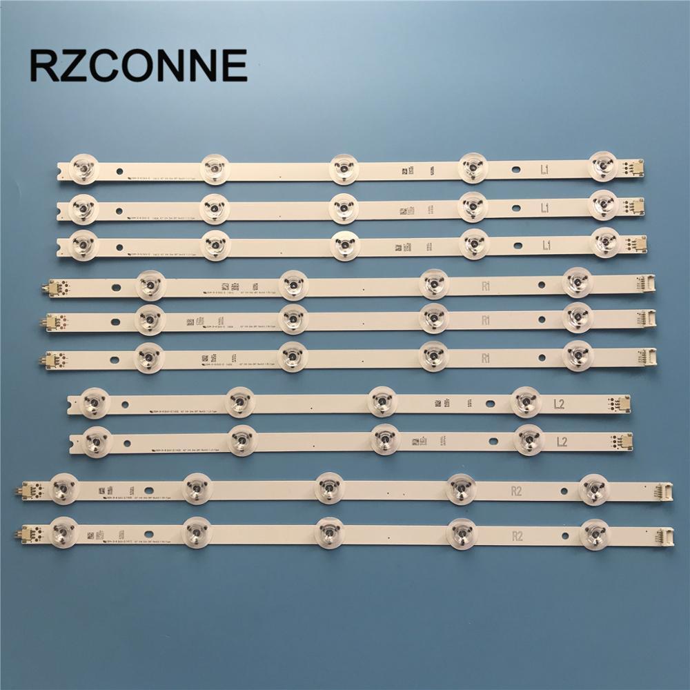 Original LED Strip For LG 42'' V14 Slim DRT Rev0.6 1 R1/L1/R2/L2-Type 6916L 1682A 1684A 1683B 1685B 42LB670V-ZA 42LB679V-ZF