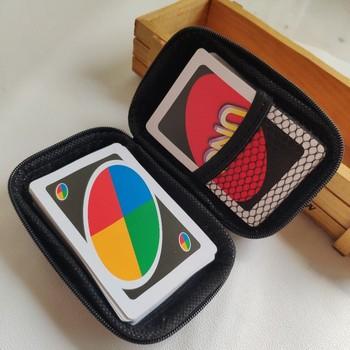 1 sztuk karty do gry gra karciana torba magiczna tablica gra Tarot trzy królestwa karty do pokera gra planszowa pudełko ochronne tanie i dobre opinie CN (pochodzenie) 8 lat 0-30 minut Primary Normalne Papier Karta UNO