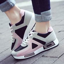 Running shoes women sneakers 2019 fashion lace-up casual sports