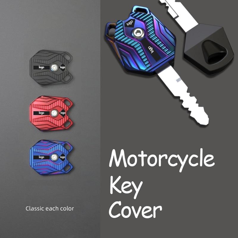 Motorcycle Key Cover Fit For Suzuki Series GW250, EN125/150,diamond Leopard HJ125, GN125, GSX125/150, GZ150, GR150,Haojue Series