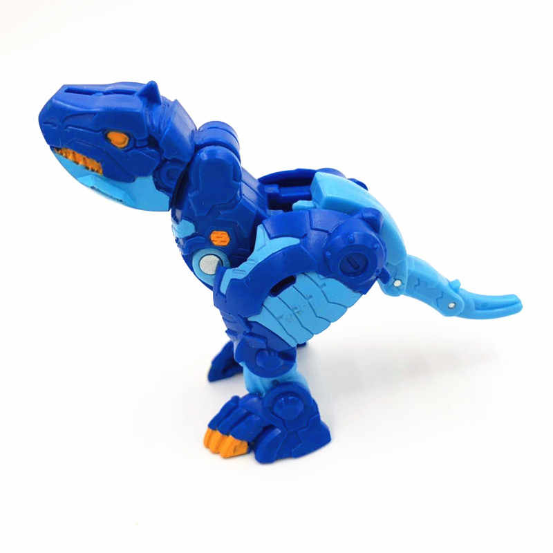 Ação Figuras de Brinquedo Ovo de Dinossauro Explosão Deformação Animais magnético Diâmetro 3.5 centímetros Cápsula Livre Cartão Coleção Do Dragão Brinquedos