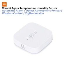 Умный датчик температуры AQara Hu mi dity, ZigBee, Wifi, беспроводная работа с Xiao mi, умный дом, mi jia mi Home App
