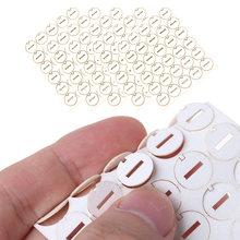 Moda 150 adet/paket tamir aksesuarları Iqos 3.0 3duoClean aracı küçük dilim temiz conta IQOS 2.4 artı absorbe yağ contası