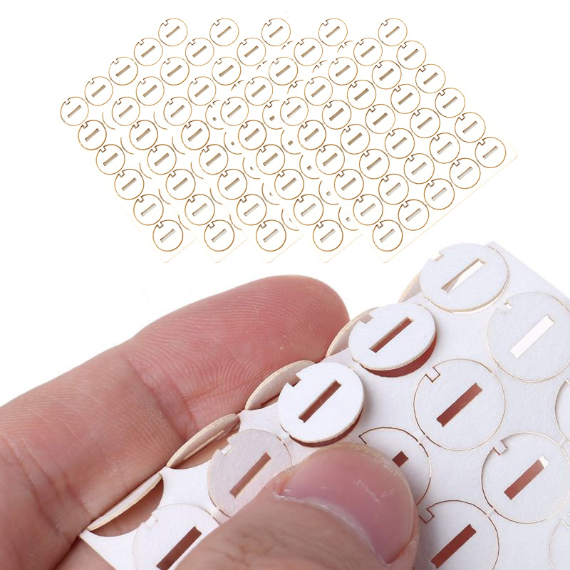 Fashion 150PCS/pack Repair Accessories For Iqos 3.0 Clean Tool Little Slice Clean Gasket For IQOS 2.4 Plus Absorb Oil Gasket