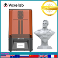 Voxelab Polaris 3D Printer 5.5 Inch 2K LCD Printer Touch Screen UV Photocuring Resin Printer Ender 3 Impressora 3d Drucker