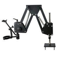 Promo https://ae01.alicdn.com/kf/Hf19c4146beb0413c8c473f0cf54a0e4cK/Universal ajustable dirección joyería microscopio estéreo soporte de resorte soporte de trabajo soporte 76mm.jpg