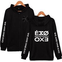 EXO Obsession Zipper Hoodie