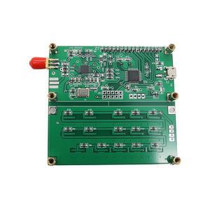 Image 5 - TZT 35MHz 4000MHz RF מחולל אותות ADF4351 VFO HXY D6 V1.02