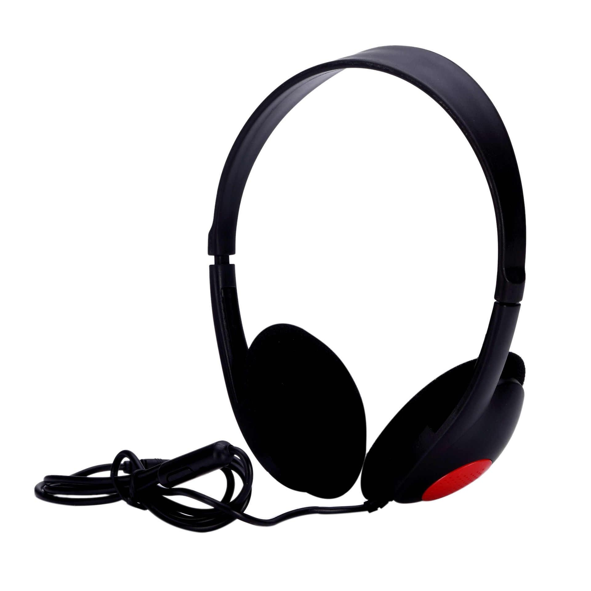 Yulass イヤホン有線白遮音ノイズキャンセル大ヘッドホンメンズ · レディース · 電話オーバーヘッドのためのビデオゲーム