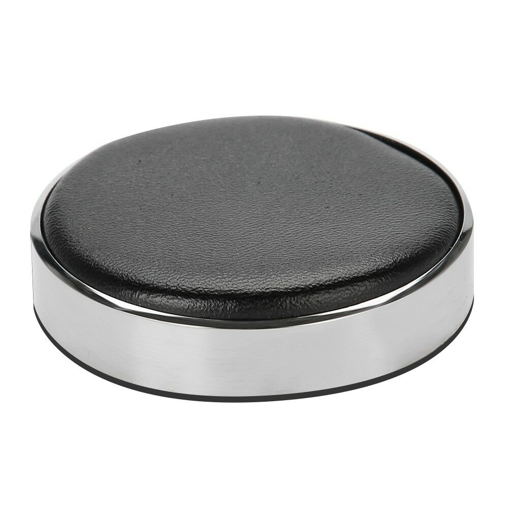 Professional Watch Movement Holder Soft Jewelry Case Round PU Repair Pad Durable Remove Tool Cushion Watchmaker Protective